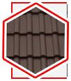 Цементно-піщана черепиця