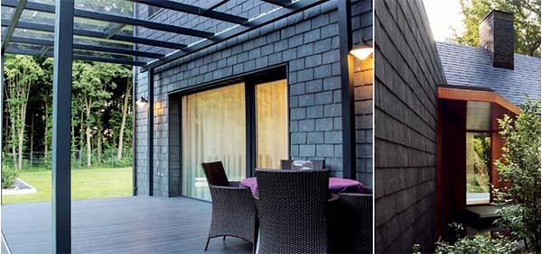 Сланець від SAMACA — нове рішення для фасаду Вашого будинку