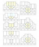 ДЕКОРАТИВНА КЛАДКА SAMACA -5 Декоративна кладка - робить сланцеві фасади особливо видовищними, чарівними і різноманітними.