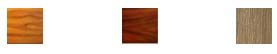 Деревоподібні кольори ПВХ софітів Budmat