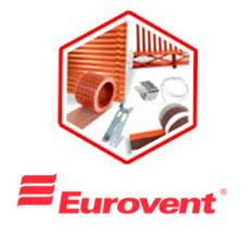 Покрівельні аксесуари та комплектуючі для натуральної черепиці Eurovent