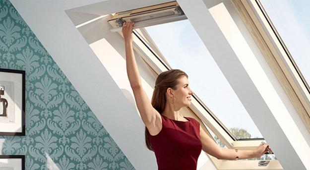 Мансардне вікно Лінія Optima Комфорт GLR 3073BT