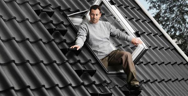 Експлуатаційні виходи на дах