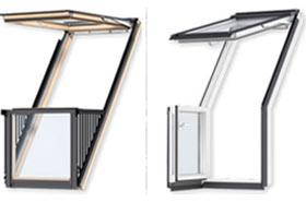 Дизайнерські рішення Cabrio®, тераса, VFE, GIL/GIU