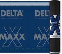 DELTA®-MAXX X- дифузійна мембрана преміум-класу з екстремально високою міцністю