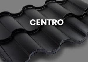 Гібридна металочерепиця Centro
