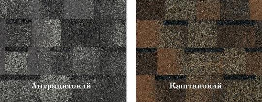 Варіанти кольорів Kerabit Premium