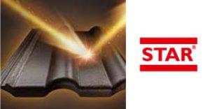 Технологія виробництва цементно-піщаної черепиці Braas Star