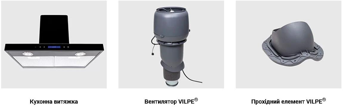 VILPE® Тиха кухня елементи