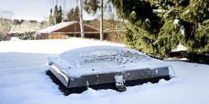 Переваги зенітного вікна-виходу VELUX фото