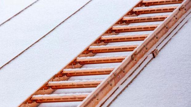 Мідні покрівельні драбини Orima® фото